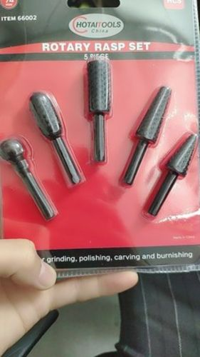 Jade O. review of Rasp Chisel Drill Bits