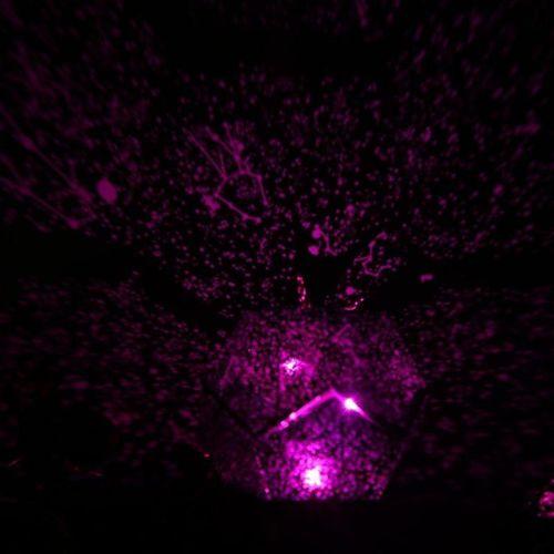 Galaxy Astro Planetarium Fantasy Star Projector Lamp