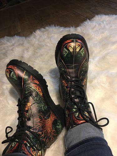 Amazing Boots Ushopcafe