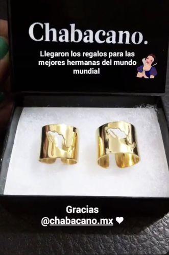 ad7c21361a7e 2x1 Anillo México Oro - Reviews