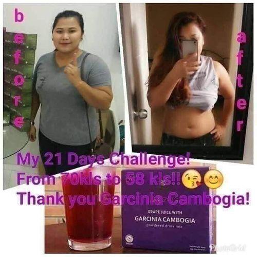 6 Boxes Amazing Garcinia Cambogia Slimming Juice