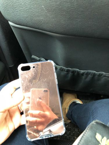 A***c review of Luxury Mirror Plated iPhone Case
