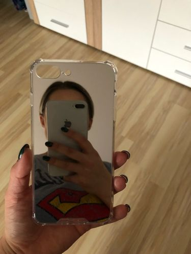 M***s review of Luxury Mirror Plated iPhone Case