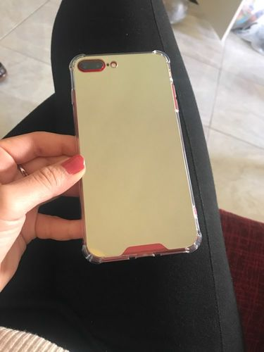 Y***d review of Luxury Mirror Plated iPhone Case