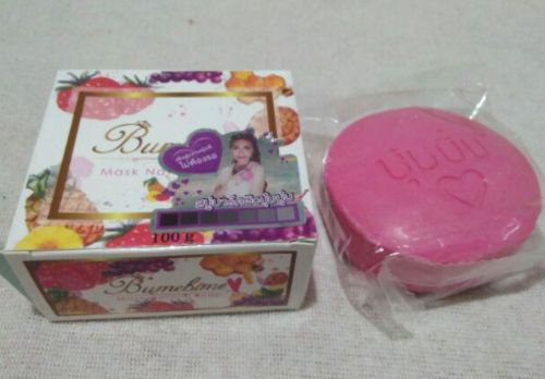 Eunice M. review of Instant Miracle Whitening Soap