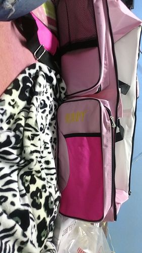 Y***a review of T3-Travel BabyBag. Multi-function portable Travel Bed. Great Cradle  For Newborns. Also  Changing Diapers.  Awesome Newborn Crib.