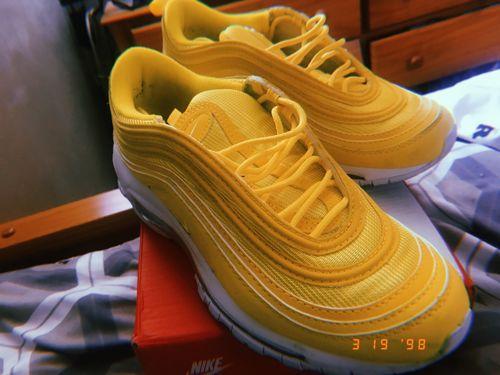 0e4afb5d09f Air Max 97  Cus Yellow