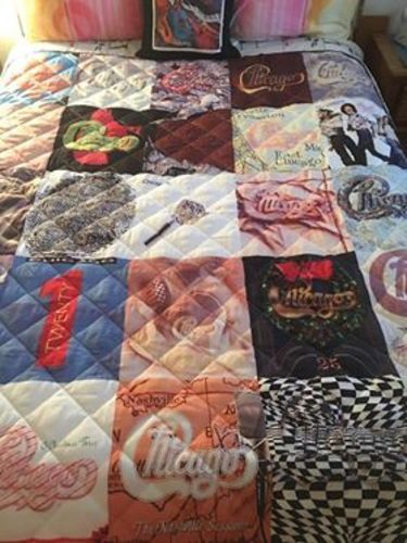 Nick S. review of Motorhead Band Studio Albums Quilt Blanket