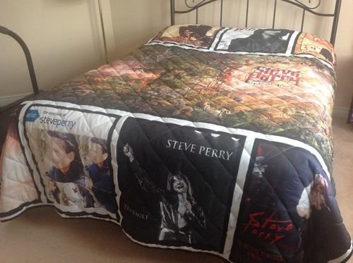 Pat E. review of Motorhead Band Studio Albums Quilt Blanket