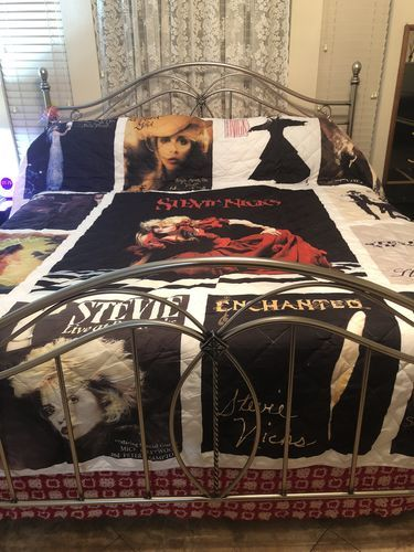 Tammy H. review of Motorhead Band Studio Albums Quilt Blanket