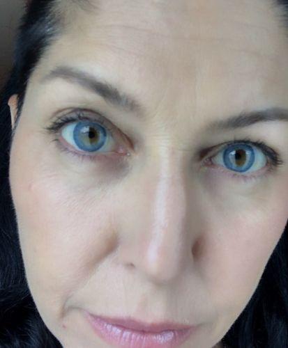 Voioc® Eye Circle Lens Pony Grey-Blue Colored Contact Lenses V6168 - Reviews