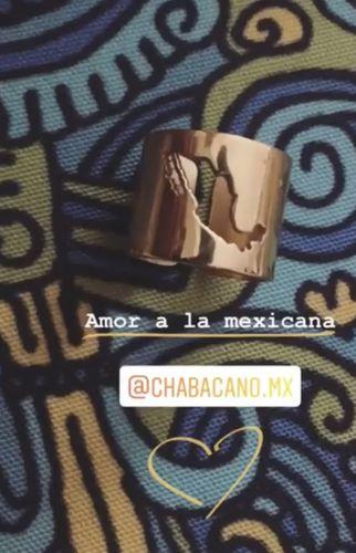 e798706f2b88 2x1 Anillo México Oro – Chabacano