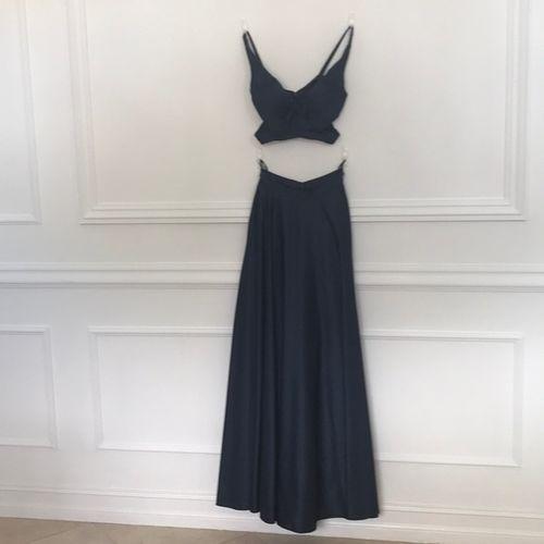075b968ce59 Long Sleeve Lace Top Mermaid Dress. sibongadube