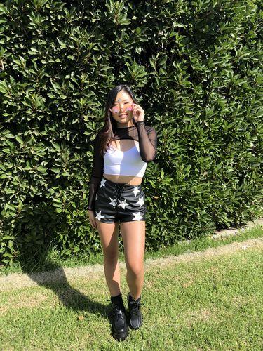 d7f62ea7a522f Marley Shorts Black Star – Beginning Boutique