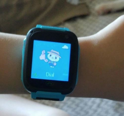 Marjorie T. review of KidSAFE - GPS Live Location Smartwatch