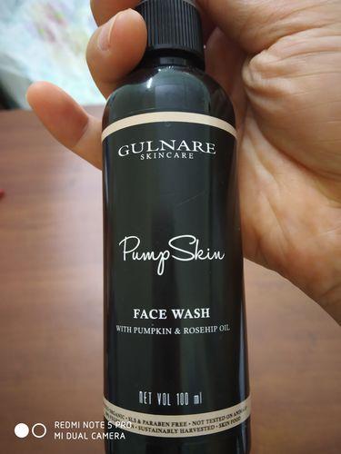 Pumpskin Face Wash
