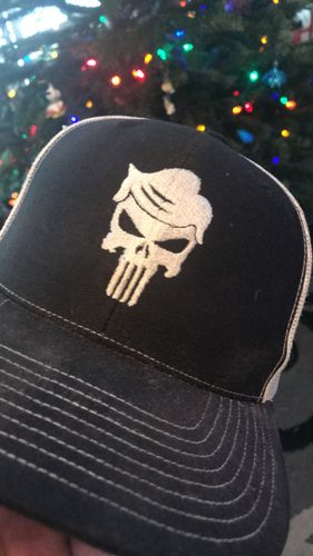 ae58969914c05 Trump Punisher Mesh Back Hat - Reviews
