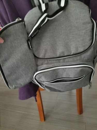L***n review of Thinkpac Mummy Diaper Bag