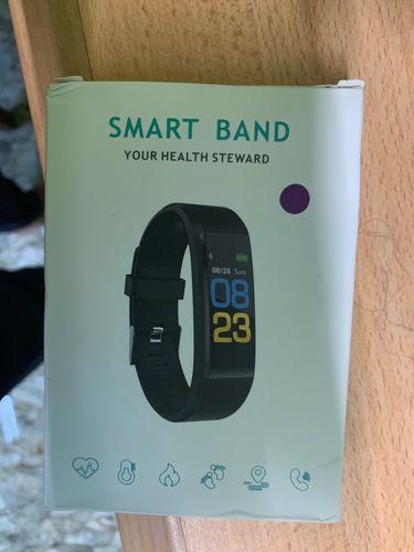 [50%OFF] Smart Bracelet Heart Rate Pressure Monitor Smart Watch