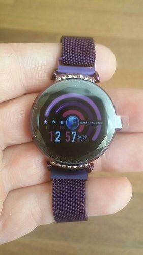 P***v review of ThinkBand™ Crystal Smart Watch