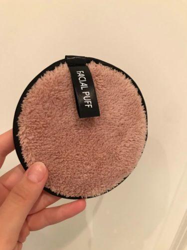 Análise de Natalie S. de Zero Waste Face ™ ️ - Puff para remoção de maquiagem