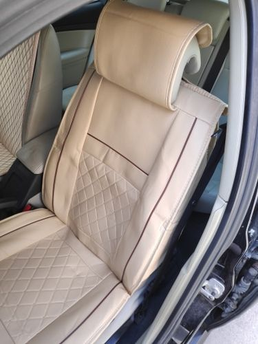 J***a review of ThinkAuto Leather Universal Car Seat Covers