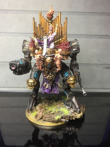 Extraordinary miniatures for gaming, painting and collecting