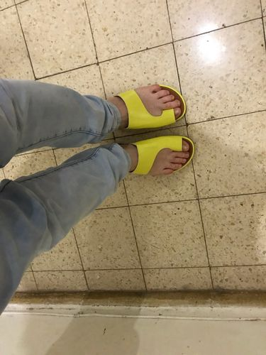 AUZZO HOME Men Foot Correction Sandals Bunion Correction Non Slip Wear resistant Beach Travel Comfortable Slippers for Orthopedic Hallux Valgus Big Toe Bone Correction