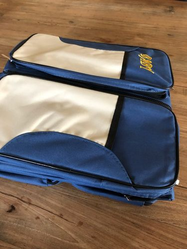 R***s review of T3-Travel BabyBag. Multi-function portable Travel Bed. Great Cradle  For Newborns. Also  Changing Diapers.  Awesome Newborn Crib.