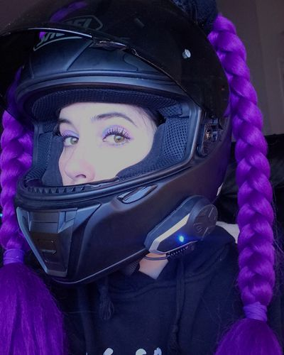 Desree C. review of Braided Helmet Pigtails Single Color