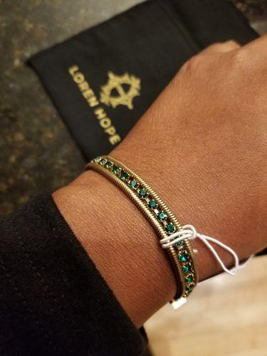 Clara Mini Bracelet Brights Loren Hope