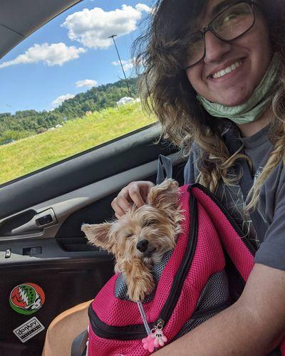 Megan review of Porta Puppy™?
