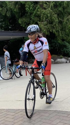 Sam Miguel Beer Cycling Jersey