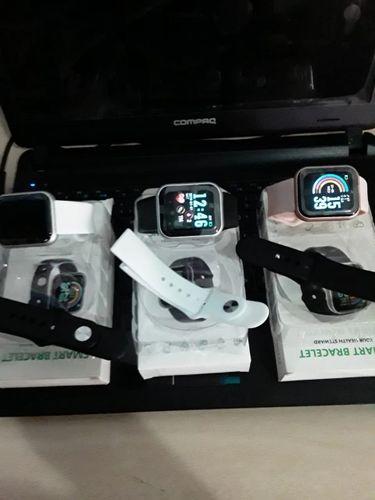 Juliano S. review of Smartwatch Y68 D20 Relógio Inteligente