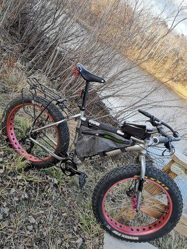 Framed Minnesota 2.0 Fat Bike Frame