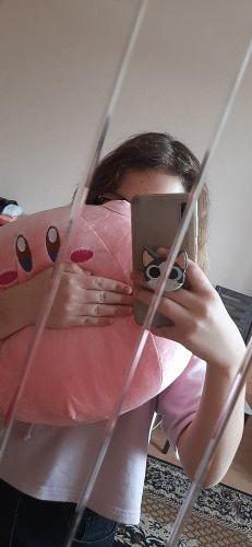V***v review of Kirby Plushie