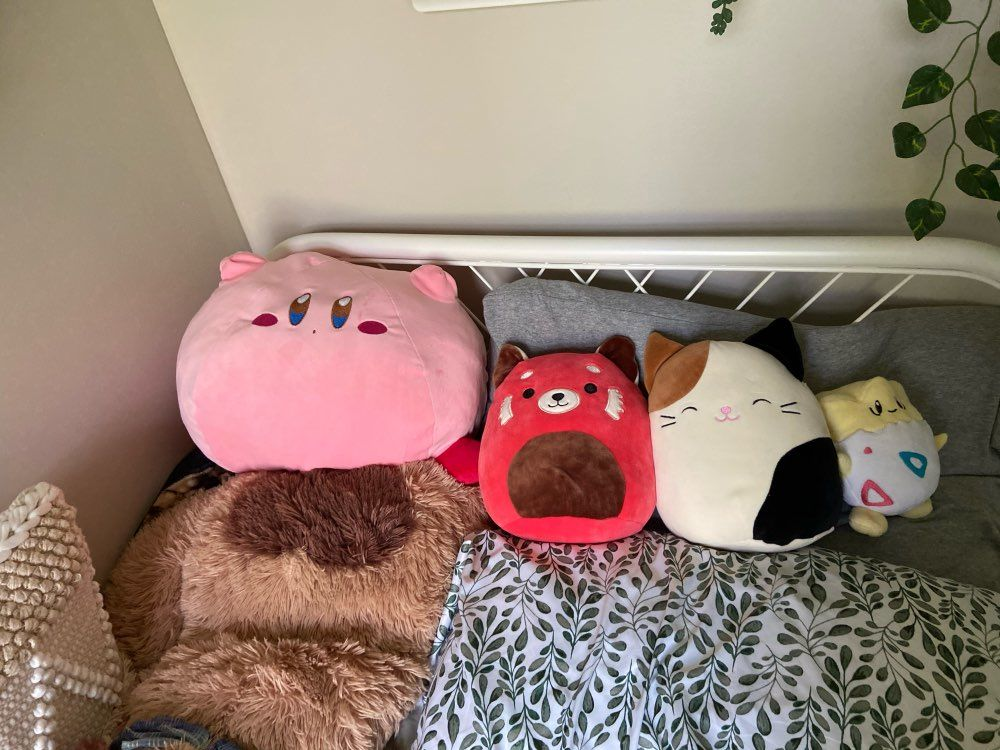 N***r review of Kirby Plushie