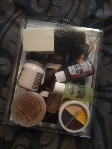 Ben Nye Special Fx Makeup Kit The