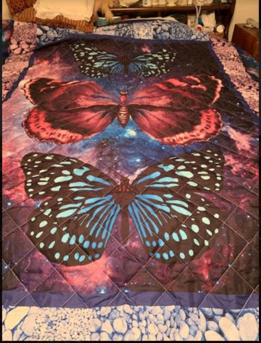 Jim S. review of Butterfly Quilt Ph1017