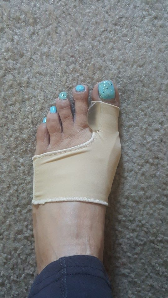 L***o review of Foot Brace ™ - Protect Your Toes