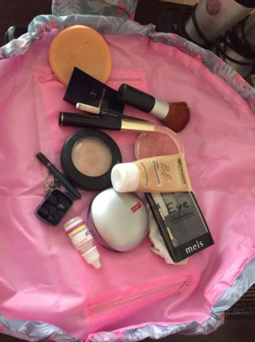 Joannet f. review of ScrunchSac™ - Magic Cosmetics Pouch