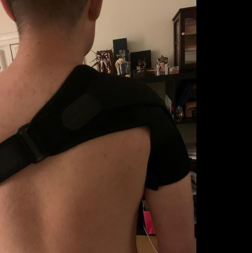 Leon V. review of HEALAB™ Orthopedic Care Shoulder Brace