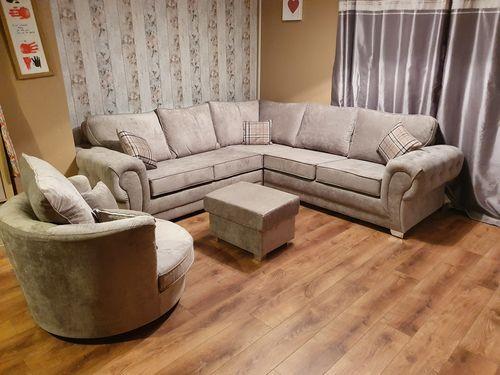 Verona Corner Sofa Fullback 3 Seater 2 Seater Rjf Furnishings