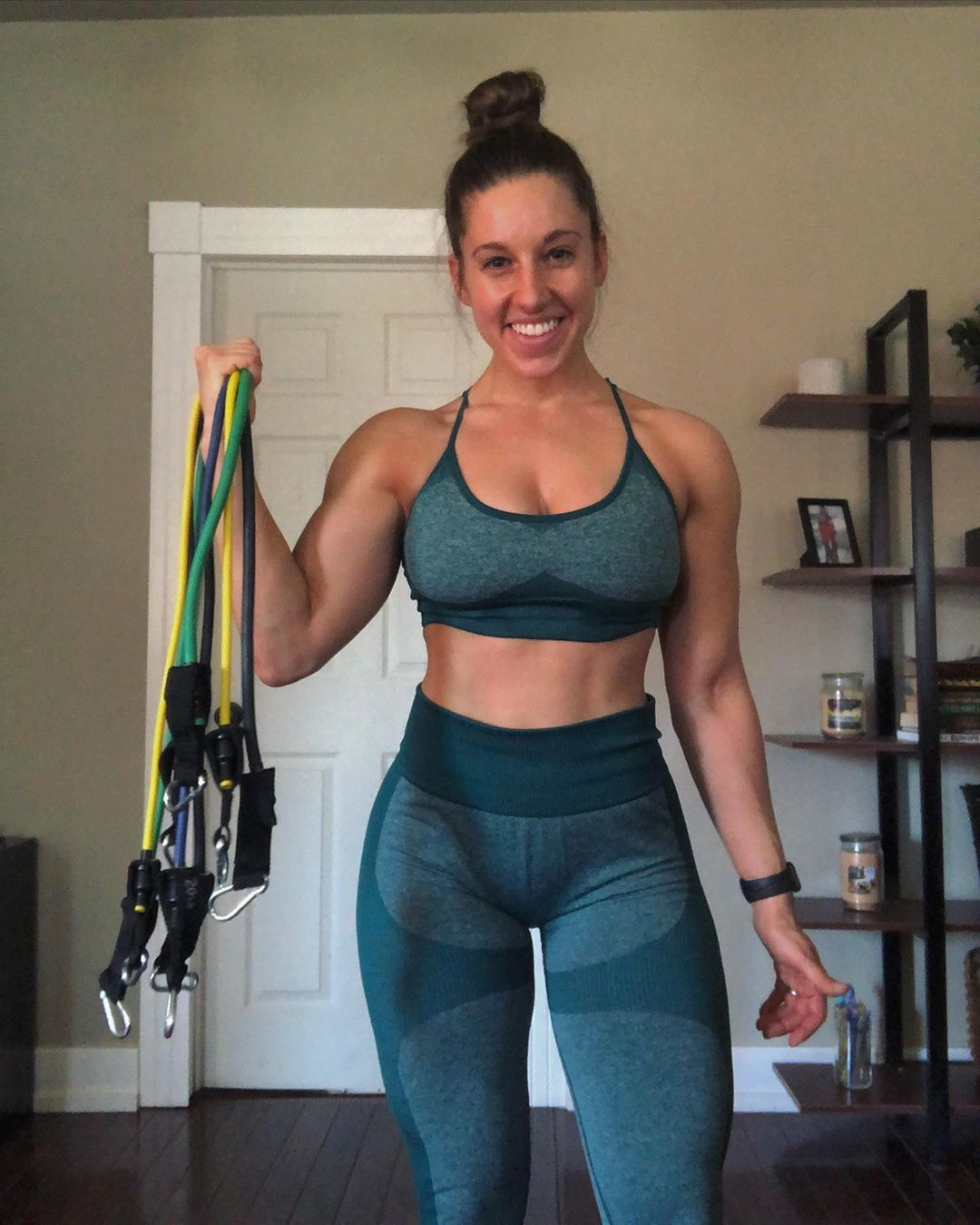Stephanie C. review of Resistance Bands Set | Stay Fit