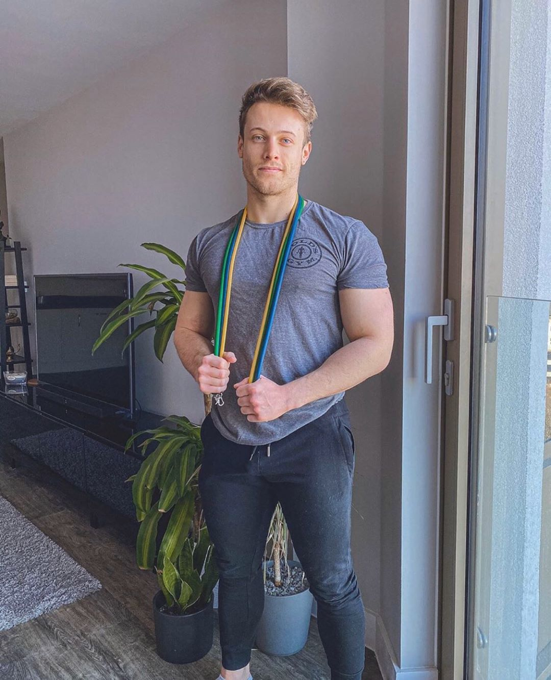 Daniel J. review of Resistance Bands Set | Stay Fit