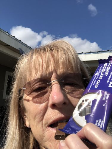 Cathy K. review of Coconut Chocolate (Box of 12 Superbars)