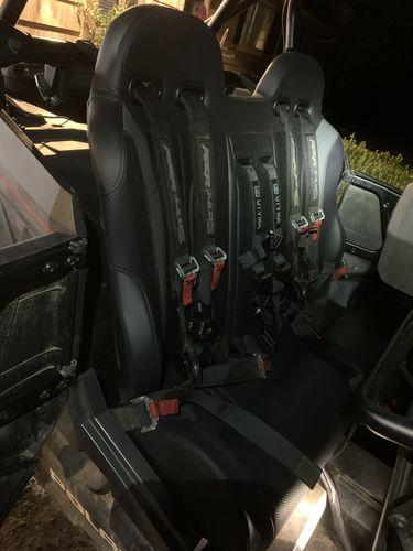 Rzr 4 1000 2014 2021 900 2015 2021 Rear Bench Seat Utv Accessories