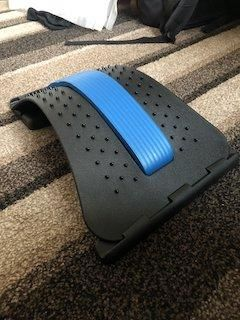 Simon B. review of SpineDeck® Orthopaedic Back & Sciatica Nerve Stretcher