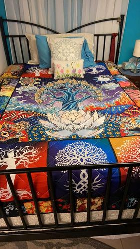 Anna V. review of Tree of Life Quilt Ph1003