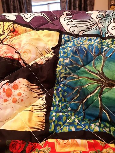 James E. review of Tree of Life Quilt Ph1003
